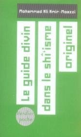 Guide divin dans le shïisme originel - Couverture - Format classique