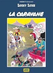 Lucky Luke ; intégrale t.22 - Intérieur - Format classique