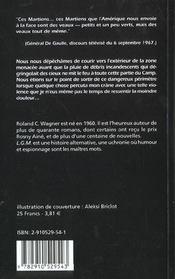 Lgm 1/4 - 4ème de couverture - Format classique