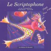 Le scriptophone - Intérieur - Format classique