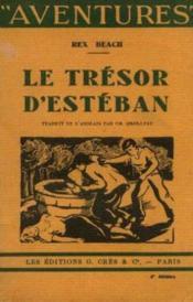 Le trésor d'esteban - Couverture - Format classique