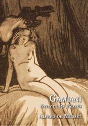 Gamiani ; deux nuits d'excès - Couverture - Format classique