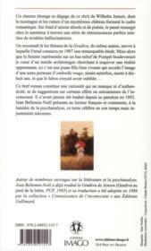 L'ombrelle rouge ; essai de lecture freudienne - 4ème de couverture - Format classique