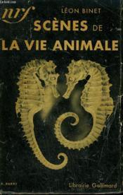 Scenes De La Vie Animale. - Couverture - Format classique