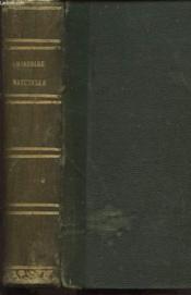 Cours Elementaire D Histoire Naturelle - Couverture - Format classique