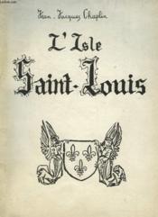 L'Isle Saint-Louis - Couverture - Format classique