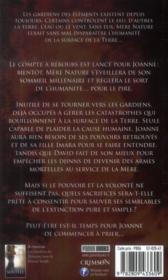 Les gardiens des éléments t.5 ; retour de flammes - 4ème de couverture - Format classique