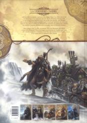 Elfes T.8 ; la dernière ombre - 4ème de couverture - Format classique