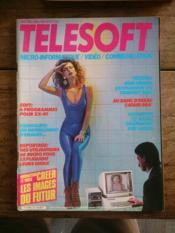 TELESOFT micro-informatique / vidéo / communication n° 9 - Couverture - Format classique