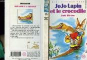 Jojo Lapin Et Le Crocodile - Couverture - Format classique