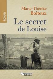 Le secret de Louise - Couverture - Format classique