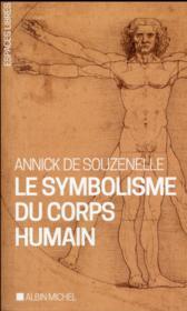 Le symbolisme du corps humain (édition 2016) - Couverture - Format classique