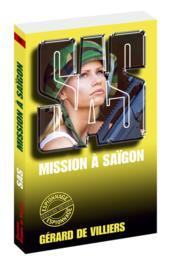 Mission à Saigon - Couverture - Format classique