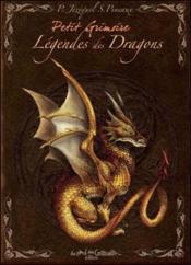 Petit grimoire ; légendes des dragons - Couverture - Format classique