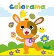 Colorama ourson - Couverture - Format classique