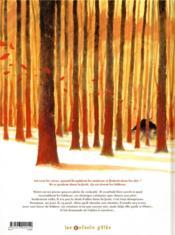 Pieter et le Lokken - 4ème de couverture - Format classique