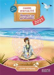 Cahiers Spiritual'été ; féminin sacré (édition 2021) - Couverture - Format classique