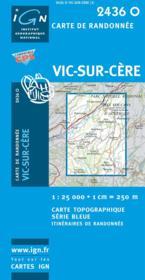Vic-sur-Cère - Couverture - Format classique