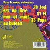 Dents de loup - 4ème de couverture - Format classique