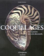 Les coquillages ; décors et objets - Intérieur - Format classique