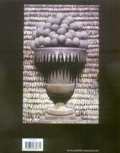 Les coquillages ; décors et objets - 4ème de couverture - Format classique