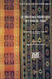 Littératures médiévales de l'Inde du nord - Intérieur - Format classique