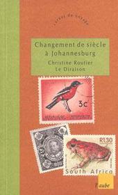 Changement De Siecle A Johannesburg - Intérieur - Format classique
