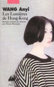 Lumieres de hong kong (les) - Couverture - Format classique