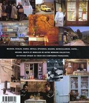 Vie De Village (La) - 4ème de couverture - Format classique