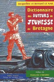 Dictionnaire des auteurs de jeunesse en Bretagne - Couverture - Format classique