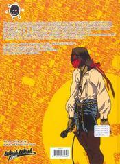 El Perceptor - 4ème de couverture - Format classique