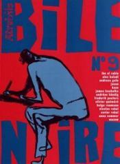 Bile Noire N.9 - Couverture - Format classique