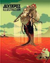 Juxtapoz illustration - Couverture - Format classique