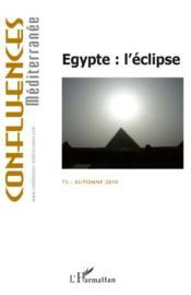 Egypte : l'éclipse - Couverture - Format classique