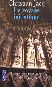 Voyage initiatique - Intérieur - Format classique