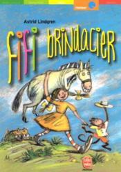 Fifi Brindacier - Couverture - Format classique