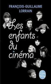 Les enfants du cinéma - Couverture - Format classique