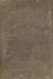 Nouvelle Encyclopedie De Droit Francais Contenant Toutes Les Lois Avec Explications Et Formules. - Couverture - Format classique