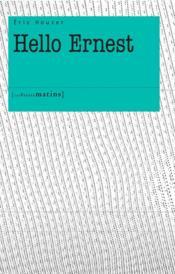 Hello Ernest - Couverture - Format classique
