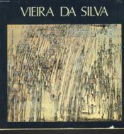 Vieira Da Silva - Couverture - Format classique
