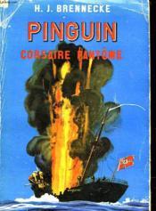 Pinguin Corsaire Fantome - Couverture - Format classique