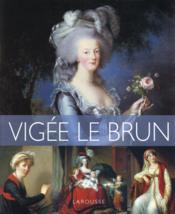 Vigée le Brun - Couverture - Format classique