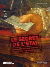 Le secret de l'état - Couverture - Format classique