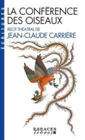 La conférence des oiseaux (édition 2016) - Couverture - Format classique