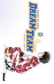 Dream team ; t.23 et t.24 - Couverture - Format classique