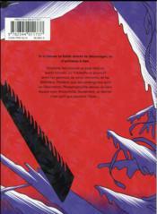 L'ère des cristaux T.3 - 4ème de couverture - Format classique