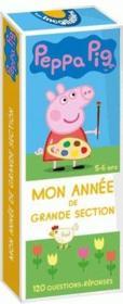 Les incollables ; Peppa Pig ; mon année de grande section - Couverture - Format classique