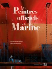 Peintres officiels de la marine - Couverture - Format classique