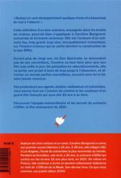 Eiffel et moi ; l'histoire folle d'un scénario trop grand - 4ème de couverture - Format classique