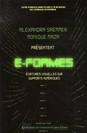 E formes - Intérieur - Format classique